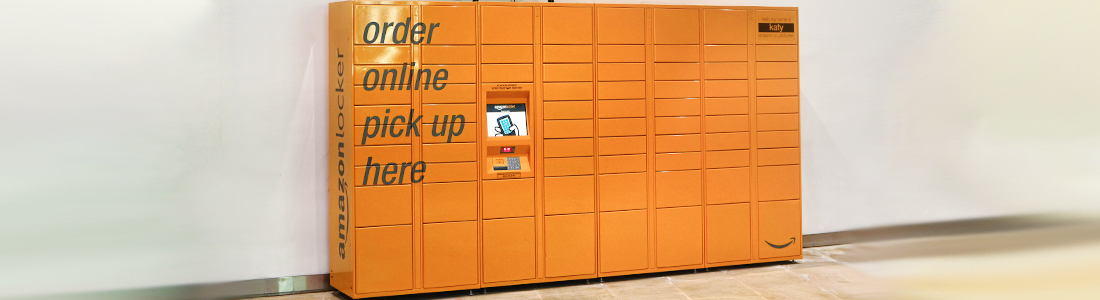 3 - Amazon Locker