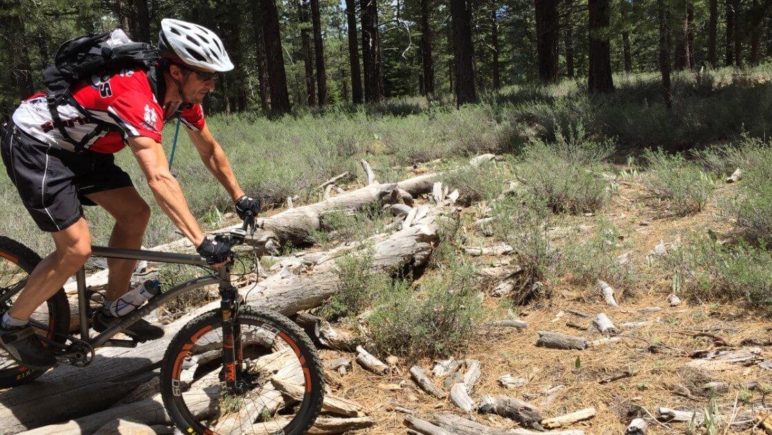Eric Negler Mountain Biking