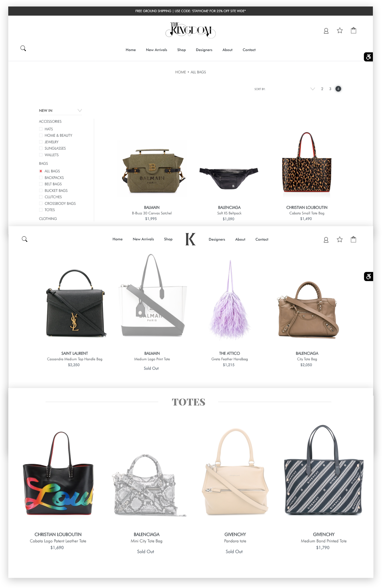 Example_3_The_Kingdom_-_Dynamic_Shop_Filter