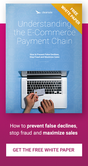 Understanding the e-commerce Payment Chain