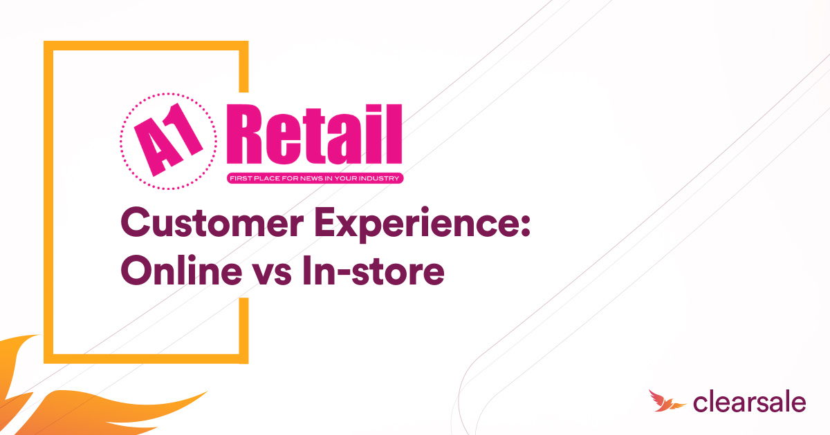 Customer Experience: Online vs In-store