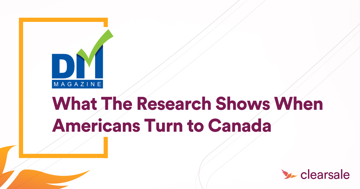 What The Research Shows When Americans Turn to Canada