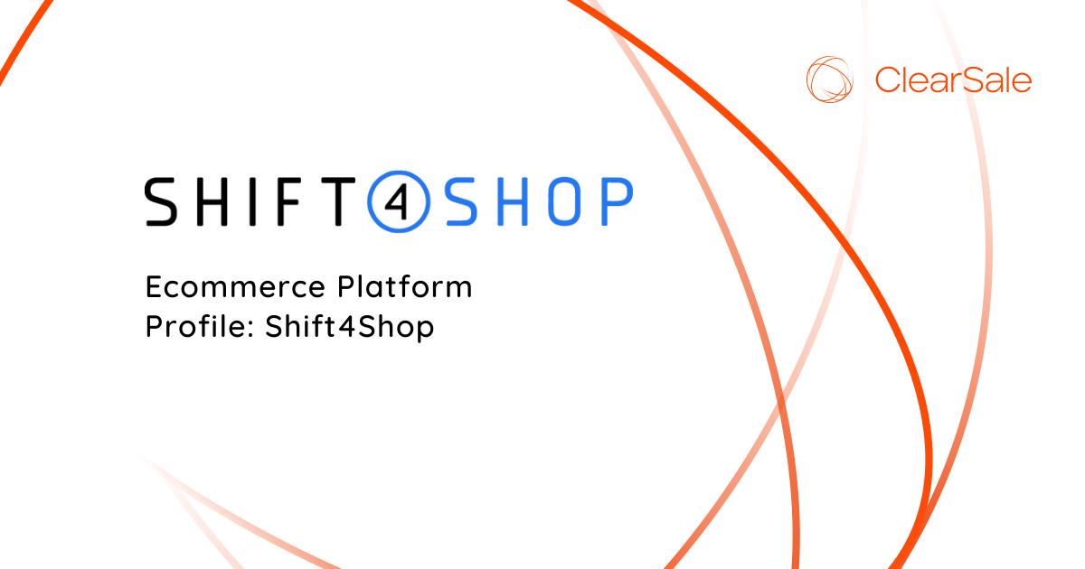 Ecommerce Platform Profile: Shift4Shop