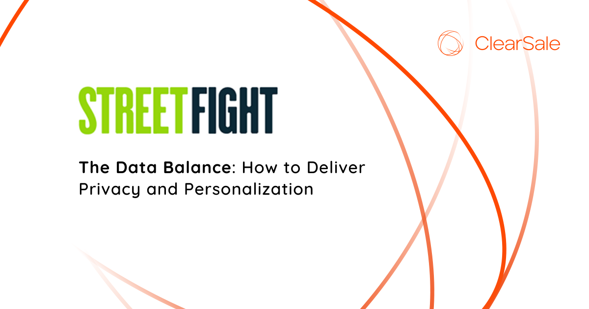 The Data Balance: How to Deliver Privacy and Personalization