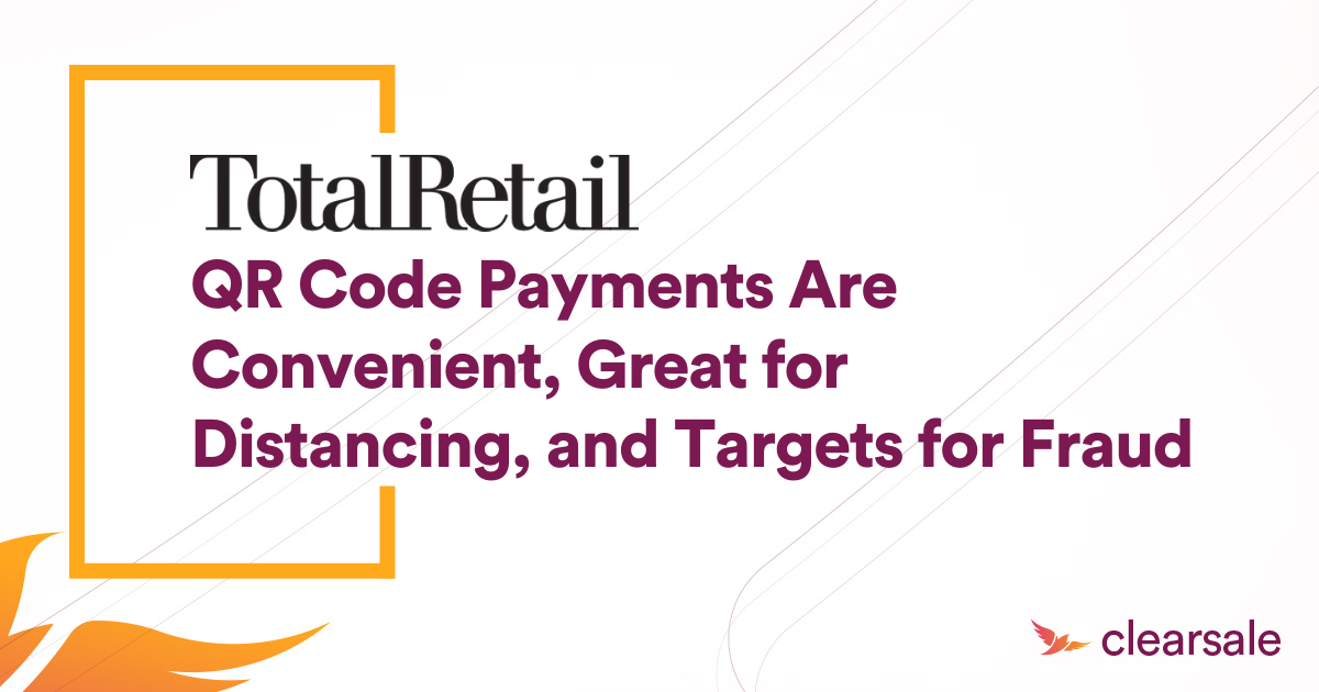 QR Code Payments Are Convenient, Great for Distancing, and Targets for Fraud