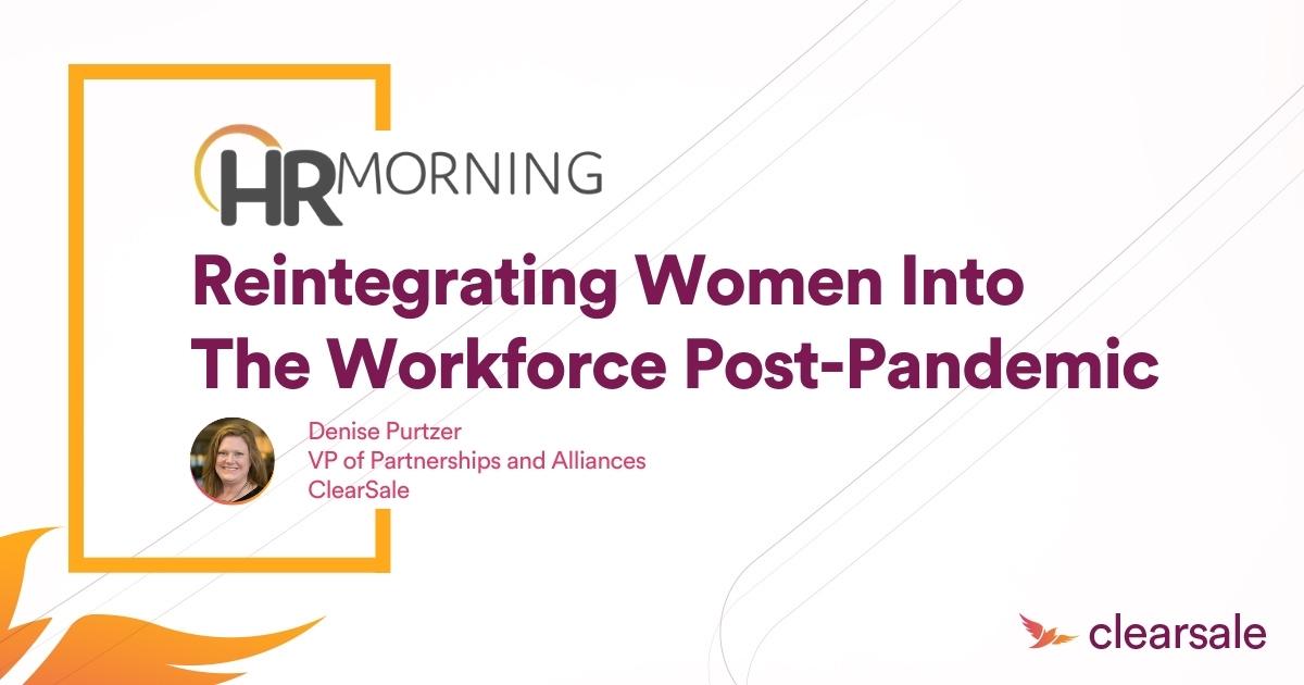 Reintegrating Women Into the Workforce Post-Pandemic