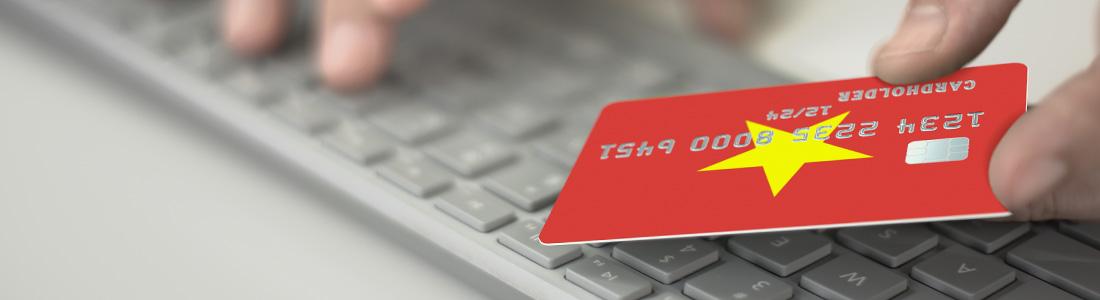 credit card in vietman