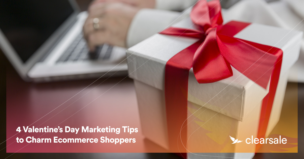 4 Valentine's Day Marketing Tips to Charm Ecommerce Shoppers