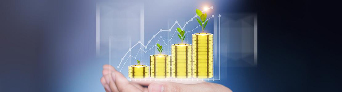 happy enterprise merchants seeing revenue grow
