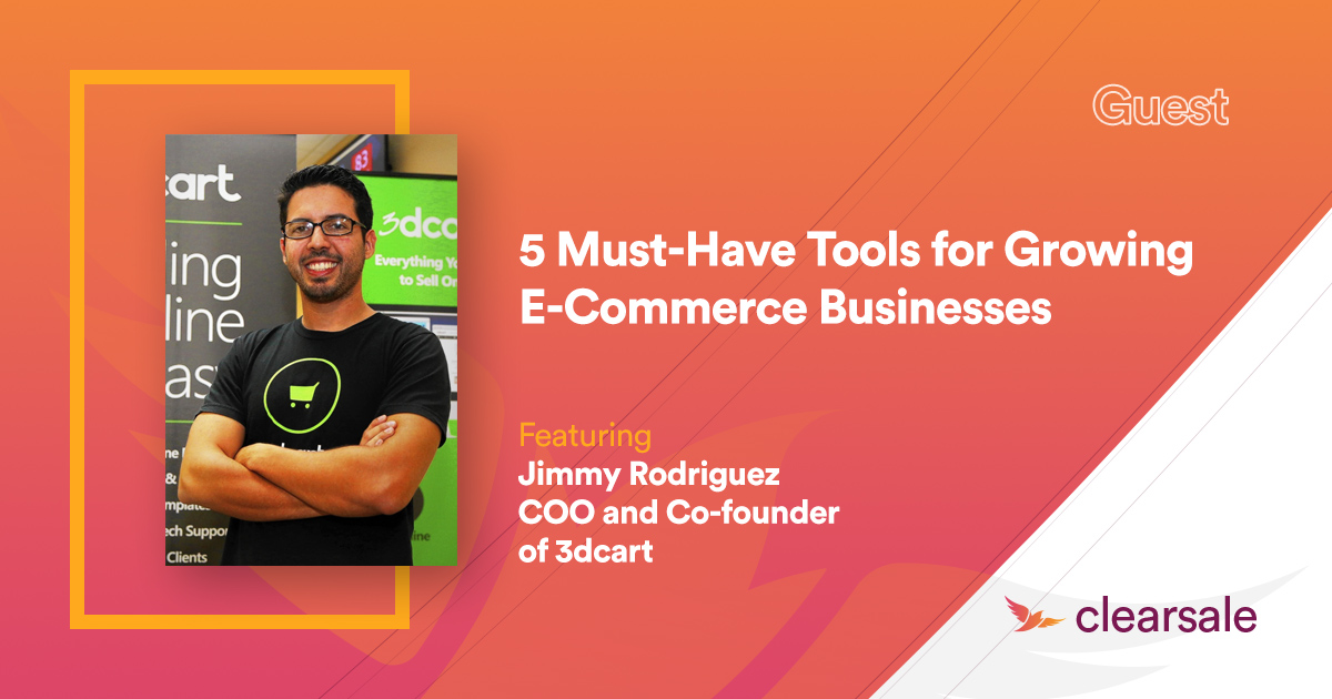 5 Must-Have Tools for Growing E-Commerce Businesses
