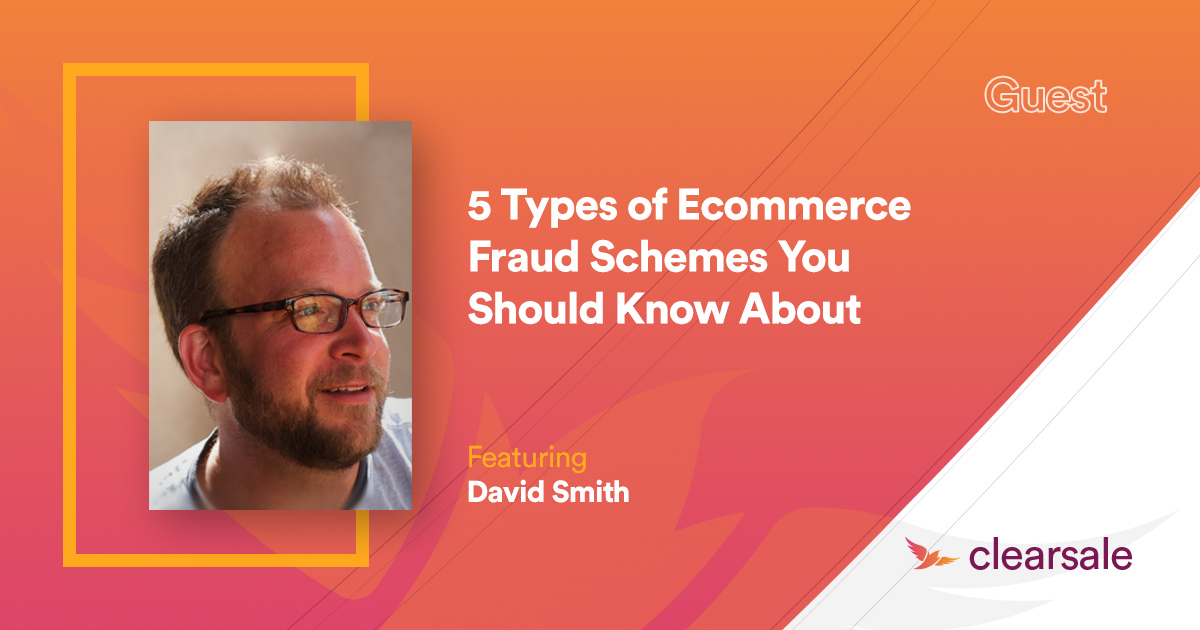 5 Types of Ecommerce Fraud Schemes You Should Know About