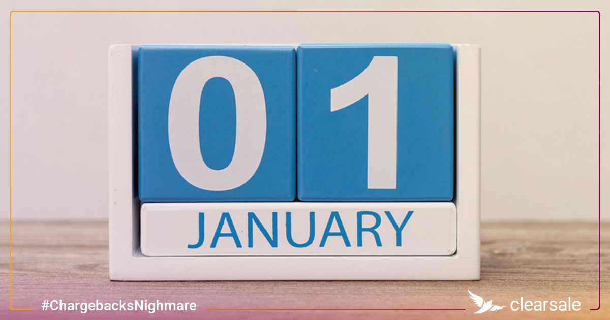 Why January Is a Chargebacks Nightmare for Retailers