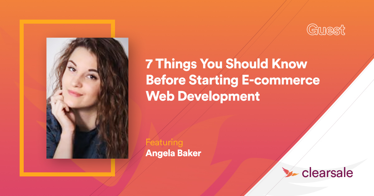 7 Things You Should Know Before Starting E-commerce Web Development