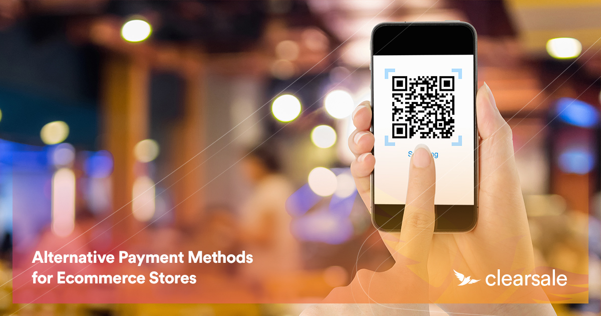 Alternative Payment Methods for Ecommerce Stores