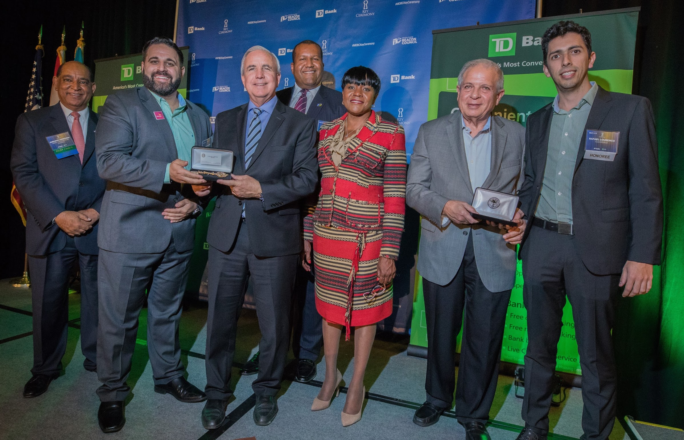 """ClearSale Recognized as Local Business Leader at Miami-Dade """"Key to the City"""" Ceremony"""