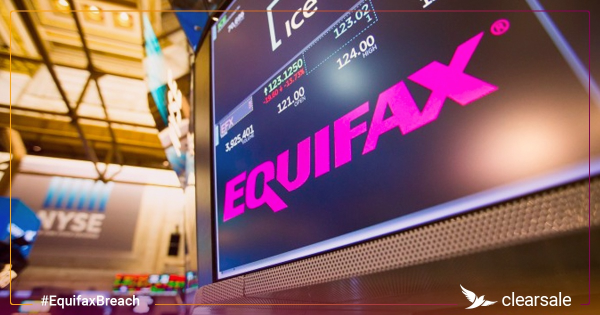 The Equifax breach threatens to boost holiday season payment fraud