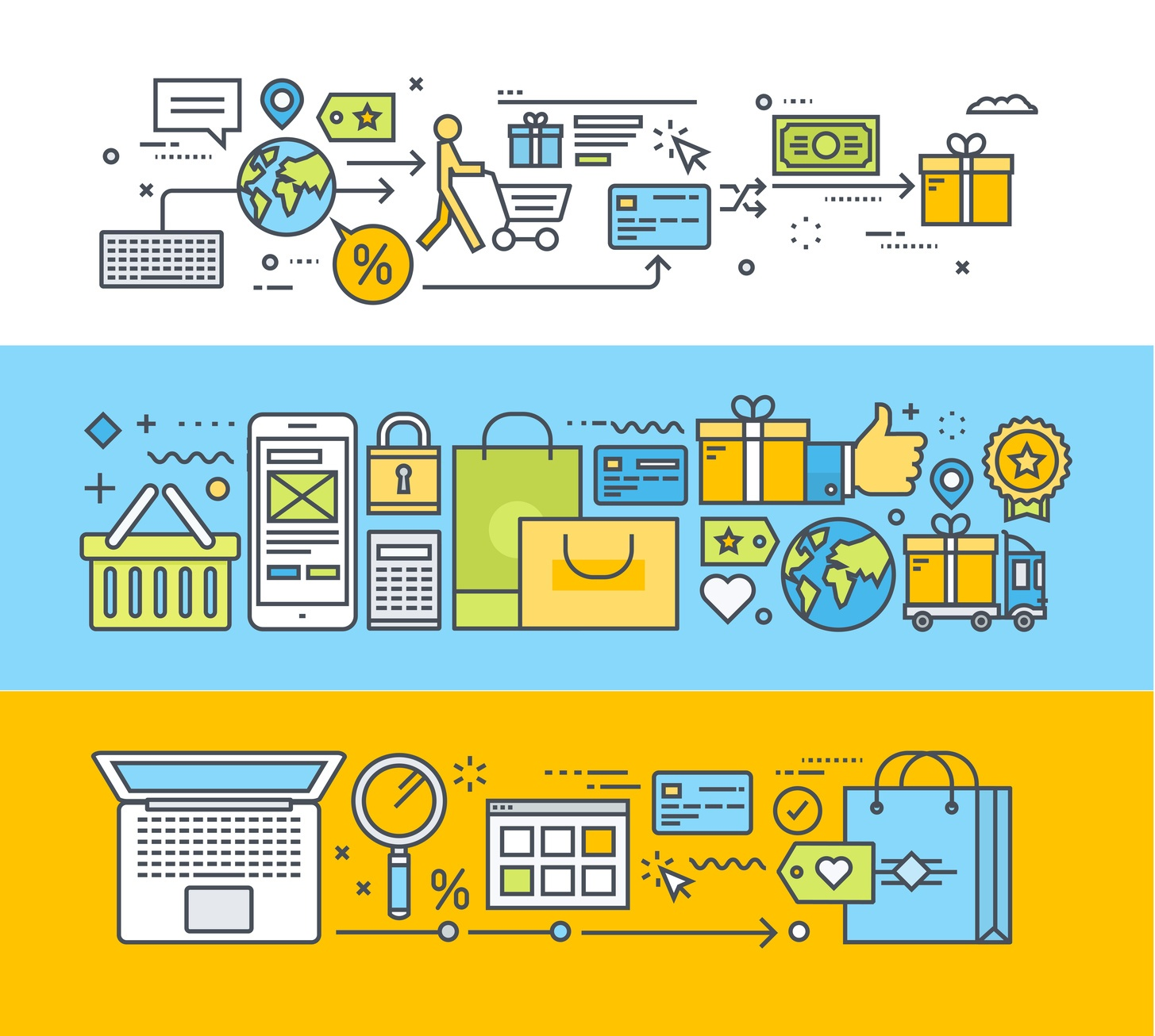 Opening an e-commerce depends on more than just suppliers, but rather on great partners