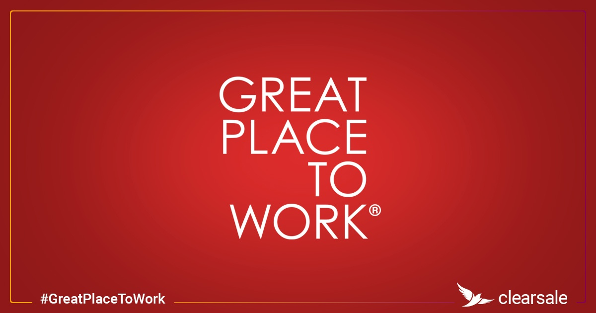 ClearSale Named Great Place to Work for 7th Year in a Row
