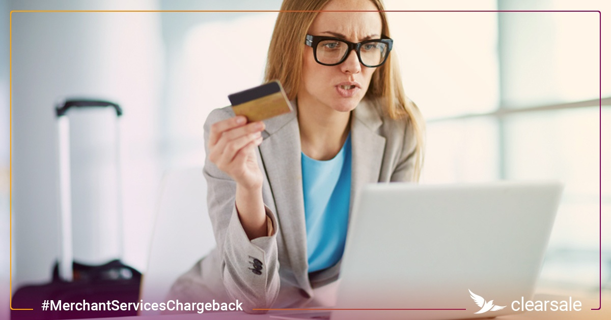Is Your e-Commerce Business Risking a Merchant Services Chargeback?