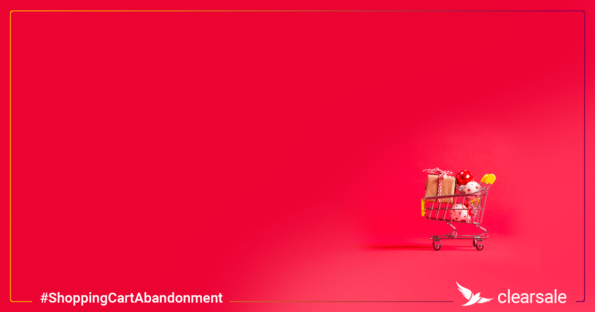 Shopping cart abandonment, a reality of today's e-commerce industry