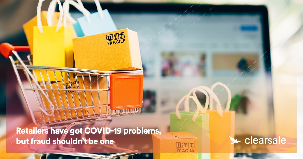 Retailers have got COVID-19 problems, but fraud shouldn't be one
