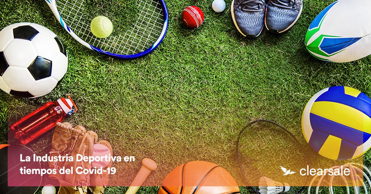 La Industria Deportiva en tiempos del Covid-19