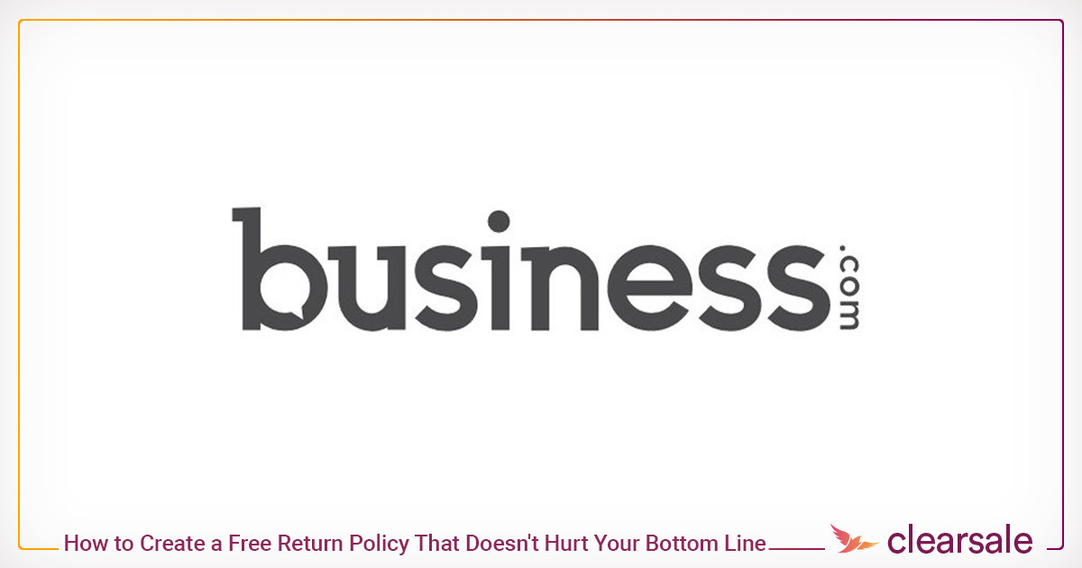 How to Create a Free Return Policy That Doesn't Hurt Your Bottom Line