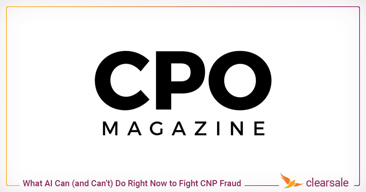 What AI Can (and Can't) Do Right Now to Fight CNP Fraud