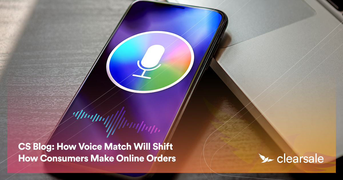 How Voice Match Will Shift How Consumers Make Online Orders