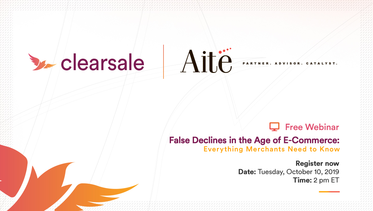 New Webinar: Balancing False Declines and E-Commerce Fraud Prevention