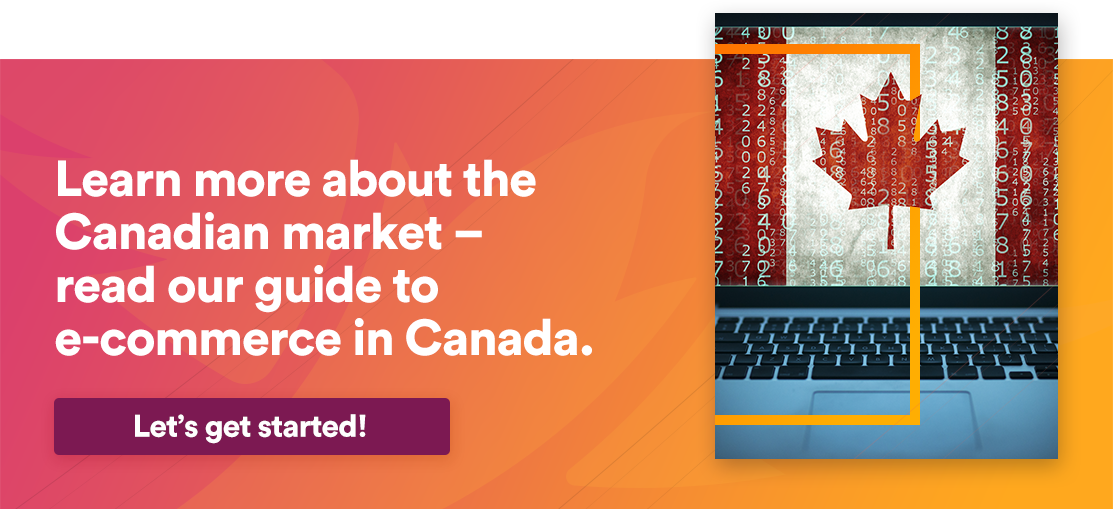 Guide to e-commerce in Canada