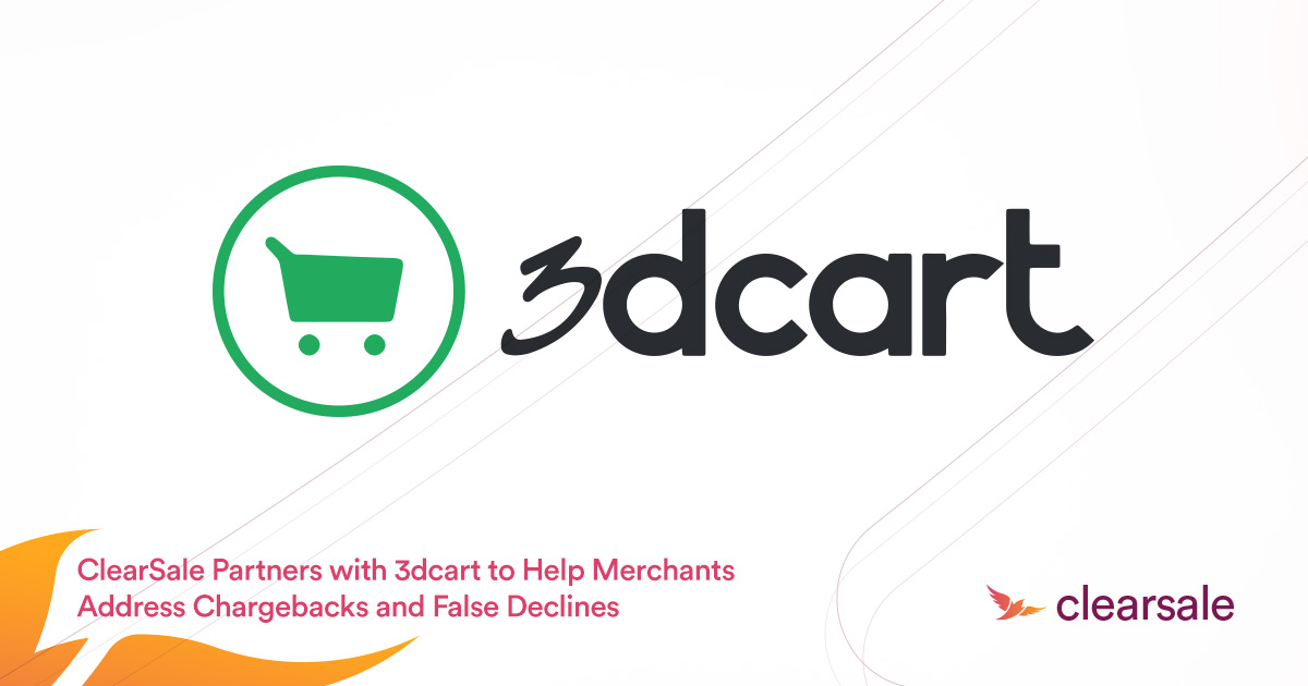 CSUS and 3dcart helps merchants address chargebacks and false declines