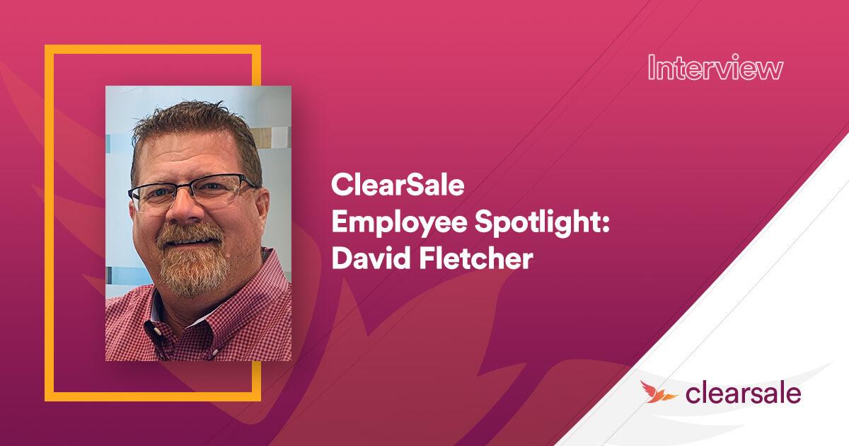 Employee Spotlight: David Fletcher