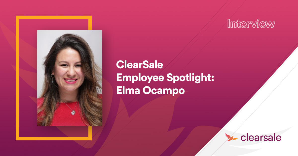 ClearSale Employee Spotlight: Elma Ocampo