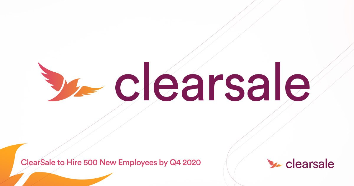 ClearSale to Hire 500 New Employees by Q4 2020