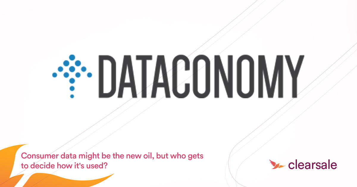 CONSUMER DATA MIGHT BE THE NEW OIL, WHO GETS TO DECIDE HOW IT'S USED?