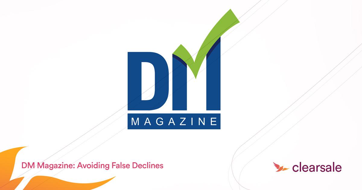 Avoiding false declines