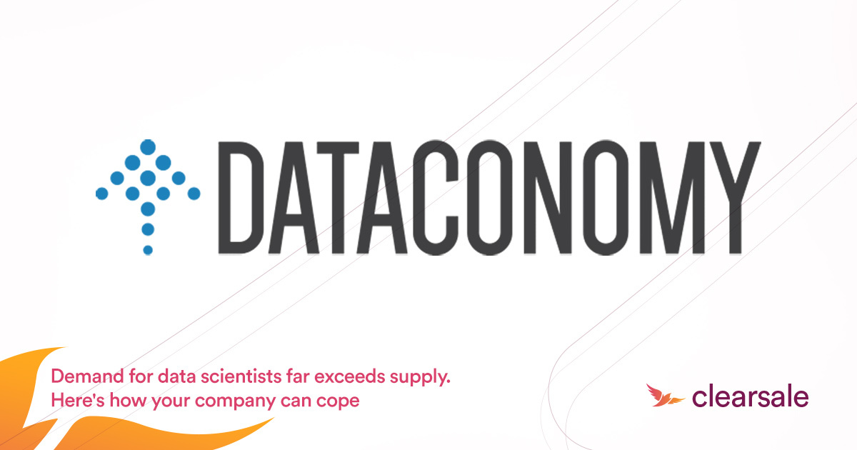 Demand For Data Scientists Far Exceeds Supply. Here's How Your Company Can Cope