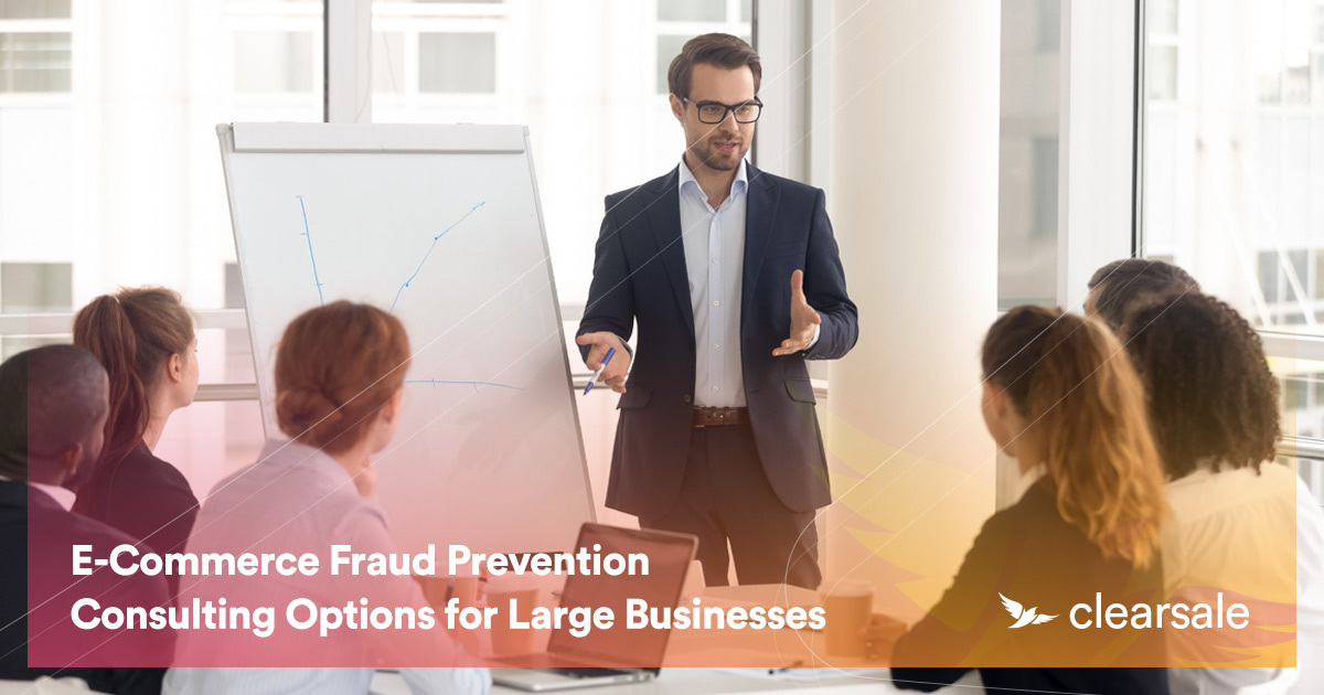 E-Commerce Fraud Prevention Consulting Options for Large Businesses