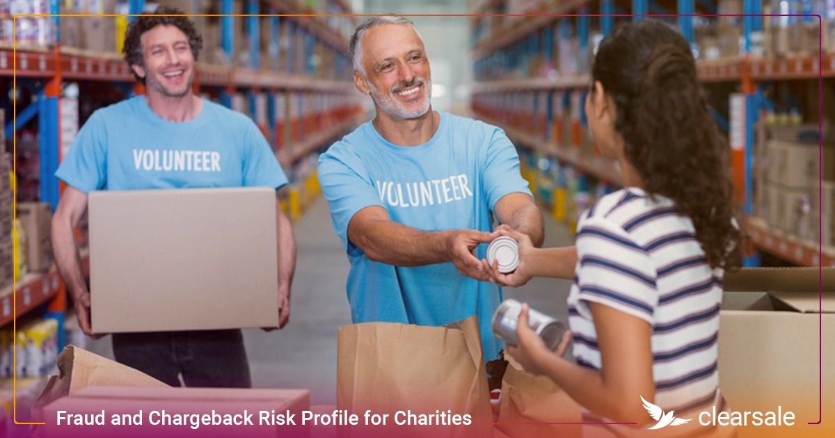 Fraud and Chargeback Risk Profile for Charities