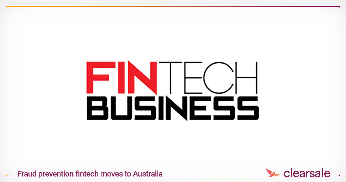 Fraud prevention fintech moves to Australia