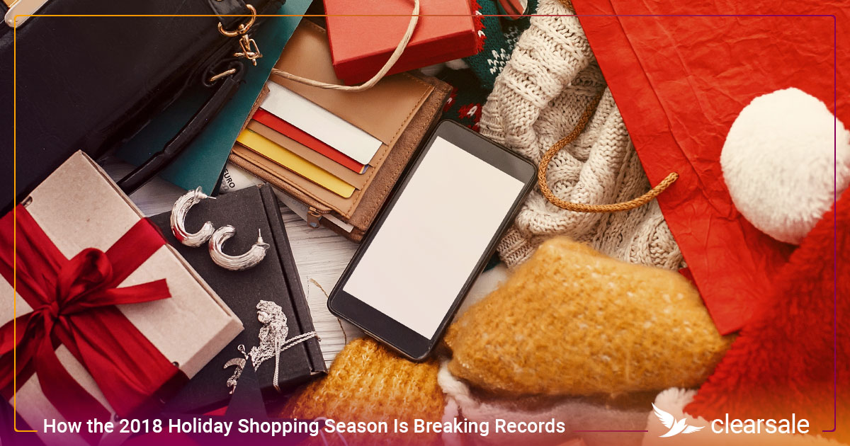 How the 2018 Holiday Shopping Season Is Breaking Records