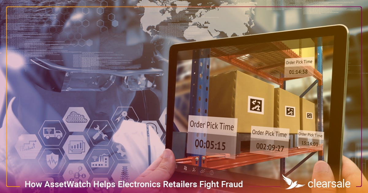 How AssetWatch Helps Electronics Retailers Fight Fraud