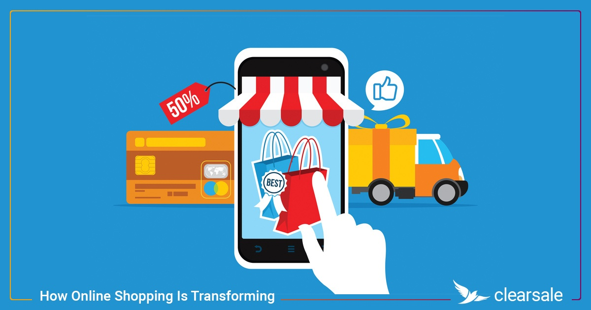 How Online Shopping Is Transforming
