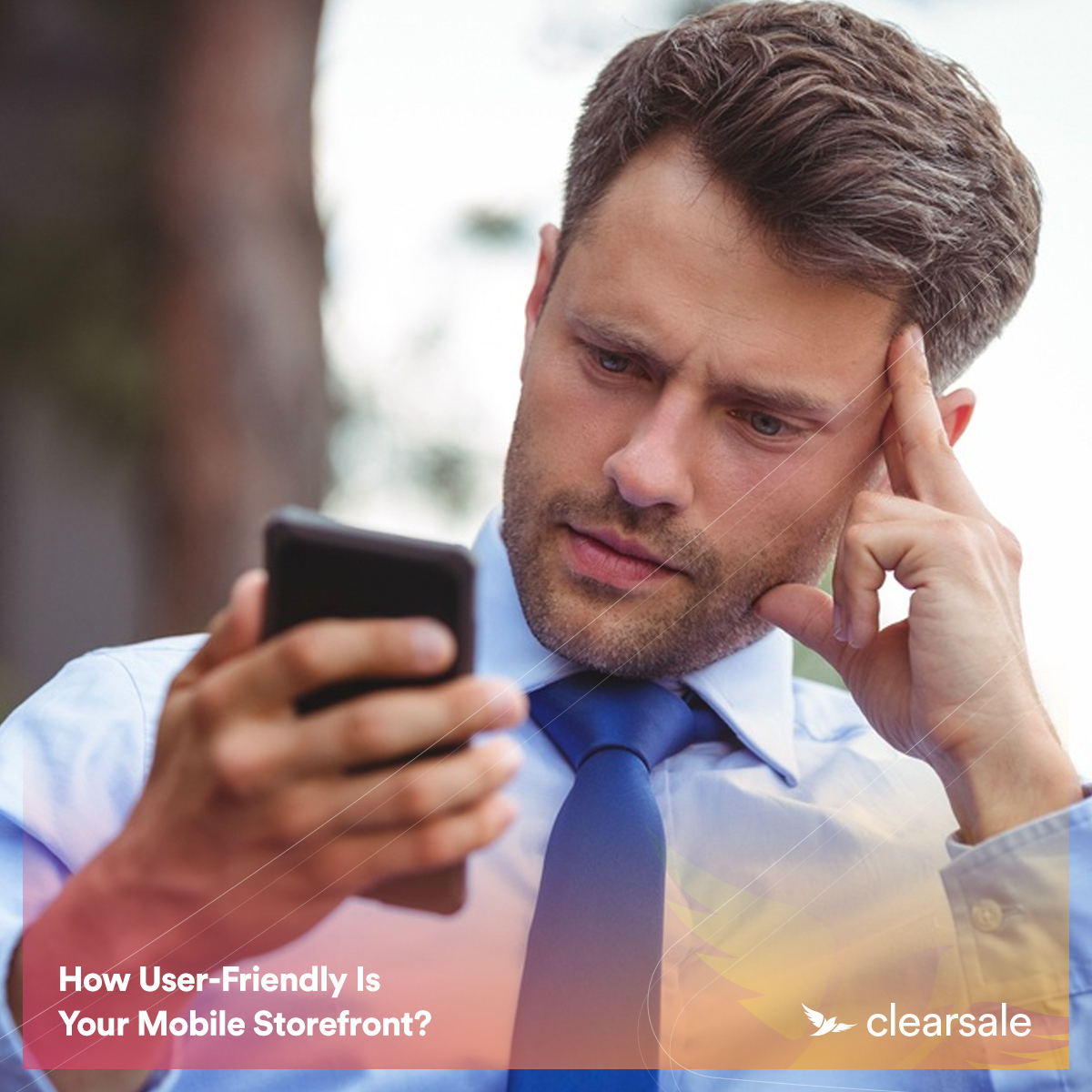 How User-Friendly Is Your Mobile Storefront?