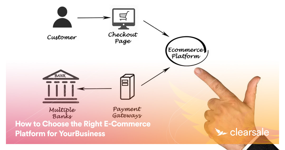 How to Choose the Right E-Commerce Platform for YourBusiness