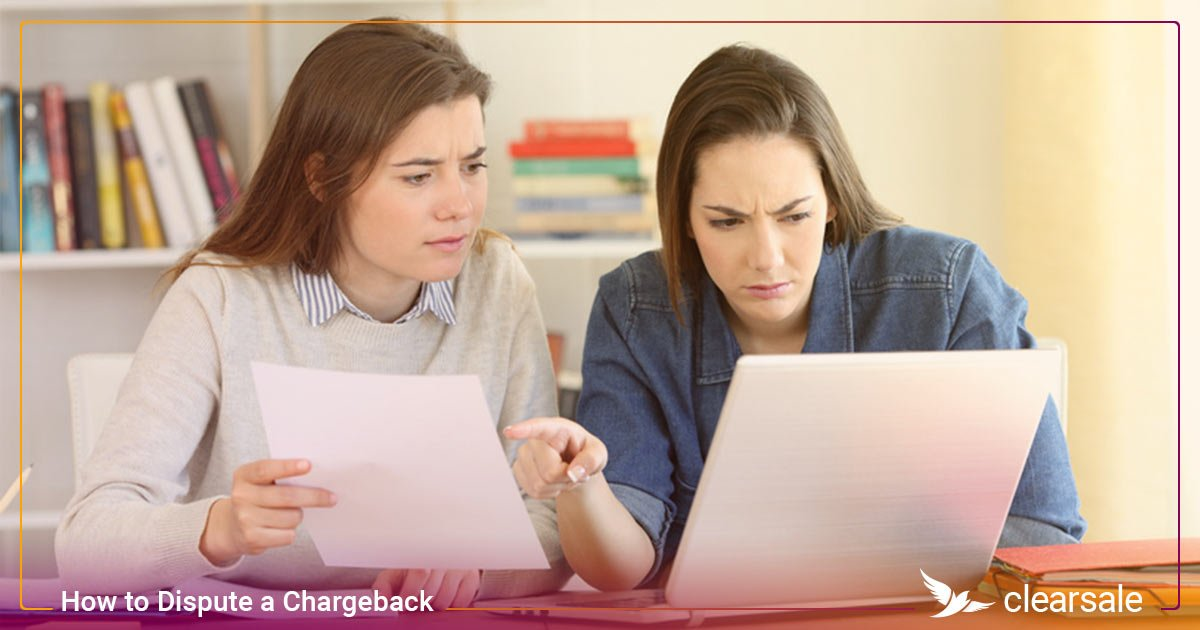 How to Dispute a Chargeback