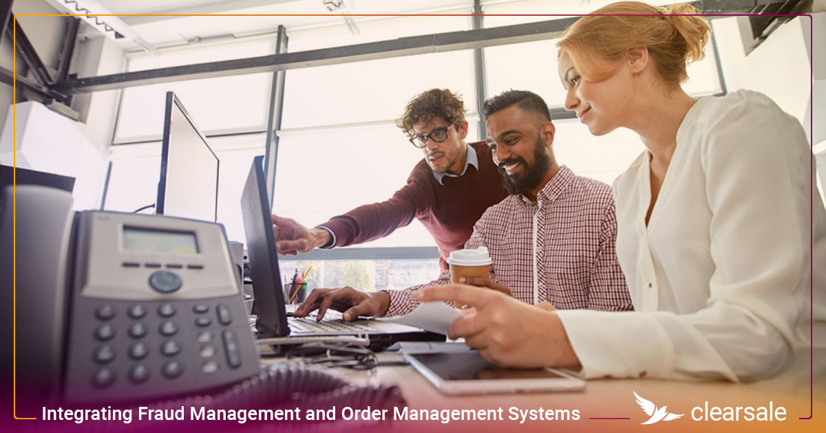 Integrating Fraud Management and Order Management Systems