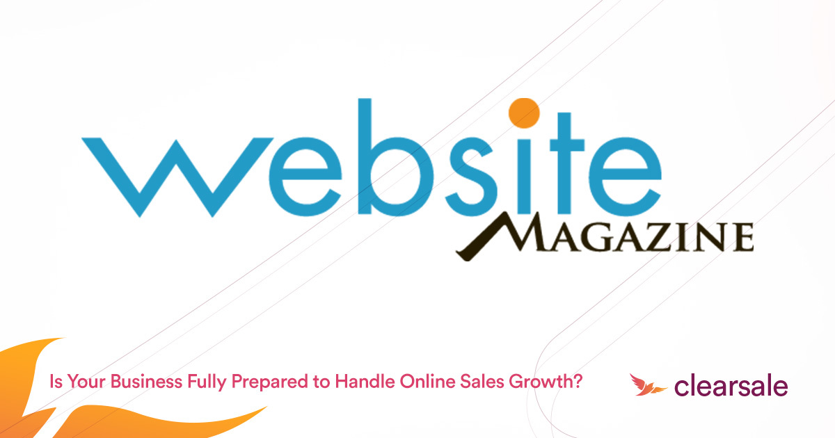 Is Your Business Fully Prepared to Handle Online Sales Growth?