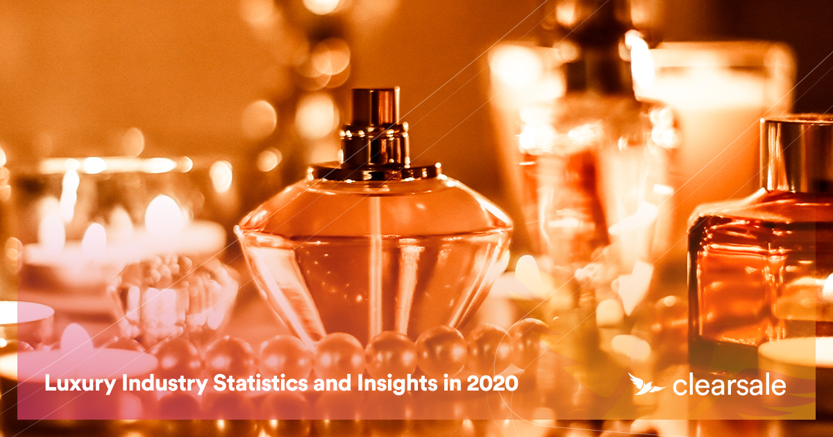 Luxury Industry Statistics and Insights in 2020